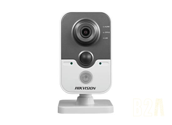 Camera IP Cube Wifi hồng ngoại 4 MP HIKVISION (All in One), chuẩn nén H.264