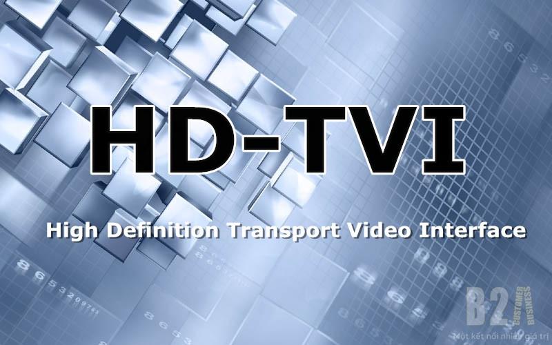 10 lý do nên lựa chọn công nghệ HD-TVI